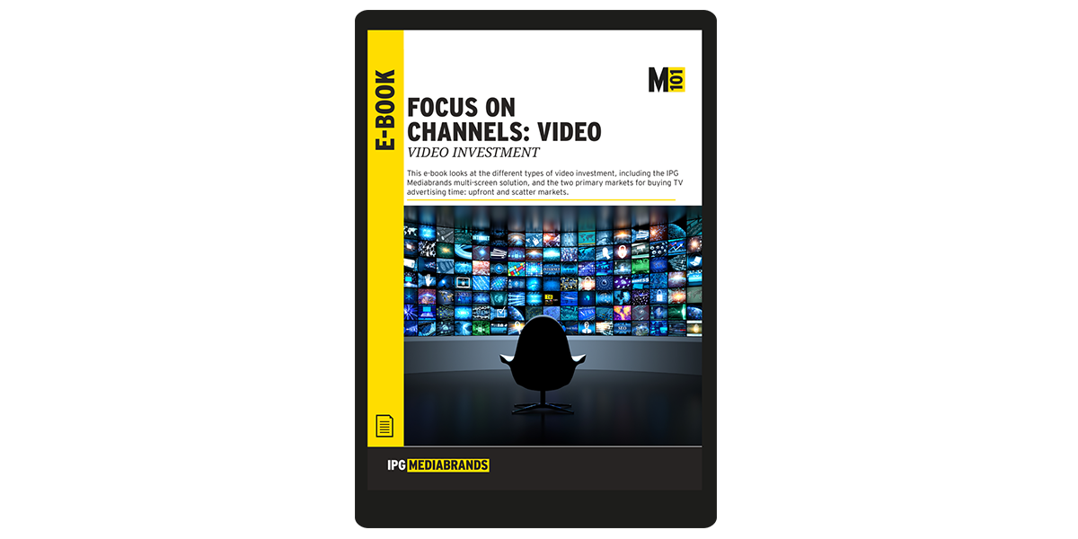 IPG Video Investment e-Book